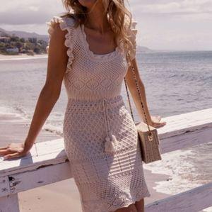 NYC BEAUTIFUL CROCHET DRESS